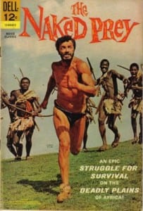 The Naked Prey safari movie cover