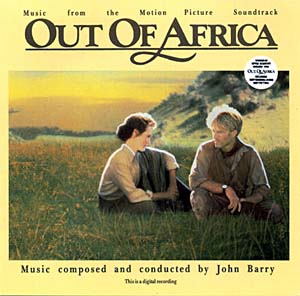 out of africa safari movies dvd cover