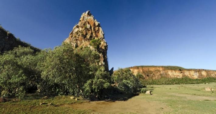 Hell's Gate National Park, Kenya 6