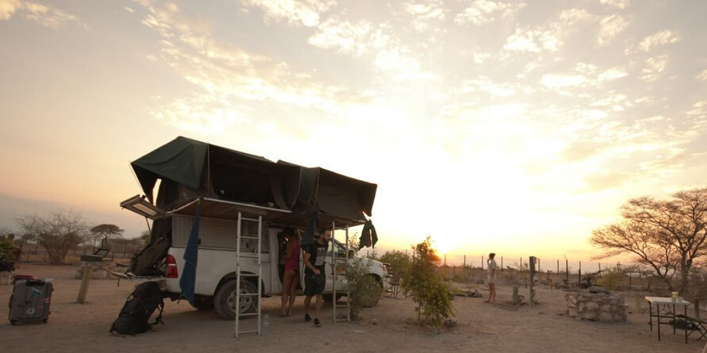 African safari on a budget, with a self drive in Namibia