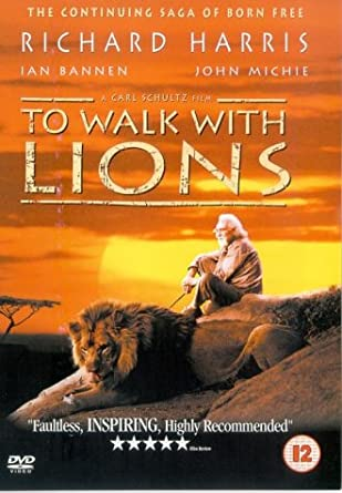 to walk with lions safari movie