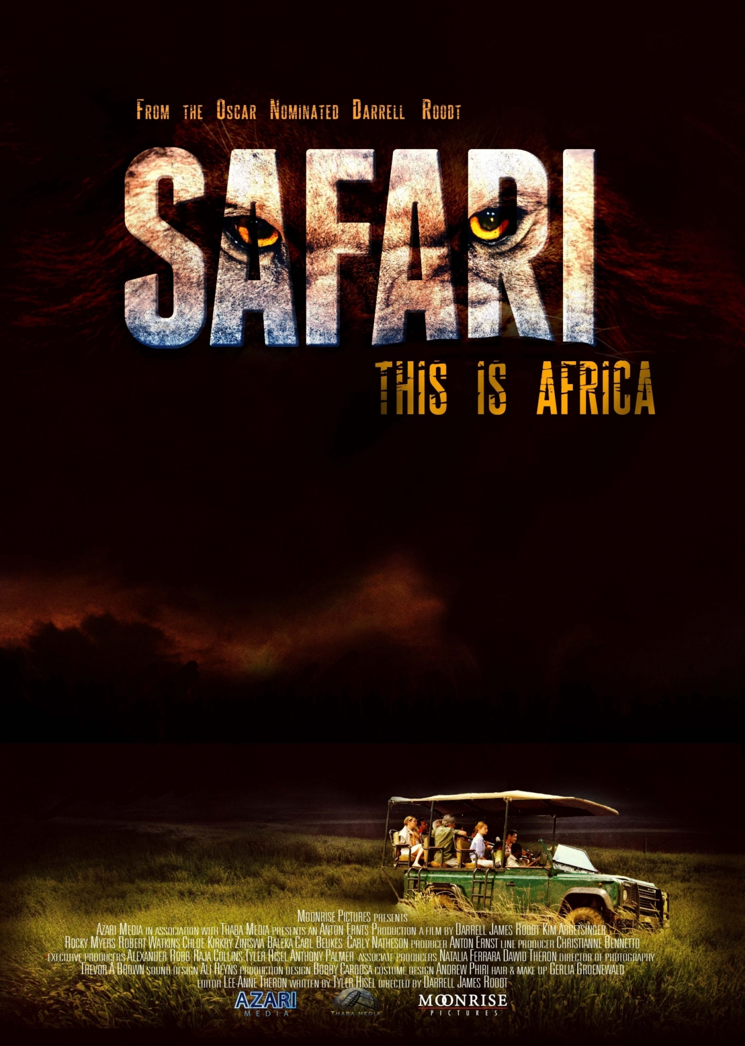 safari movies 2013 dvd cover