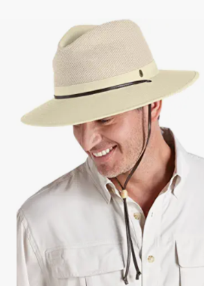 Coolibar Crushable UPF 50+ Sun Hat