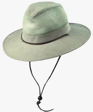 Dorfman Pacific Safari Hat