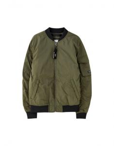 mens safari bomber jacket
