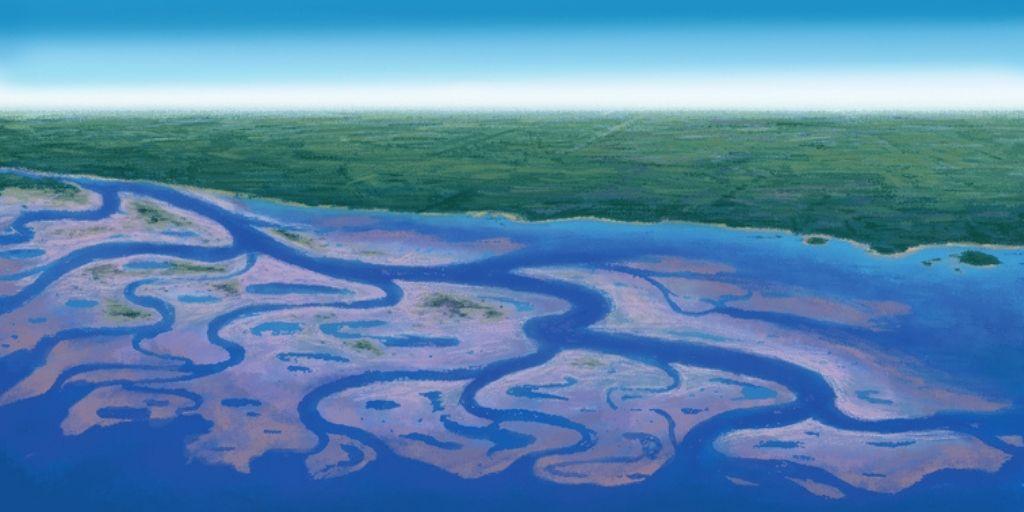 Mississipi River – 5,970 km - BiographyFlash.com