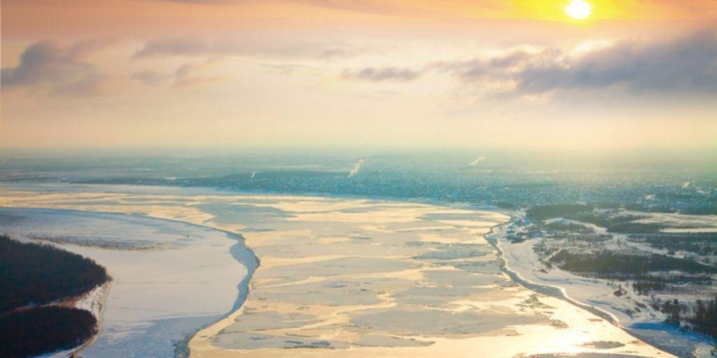 Ob Irtysh River – 5,410 km - BiographyFlash.com