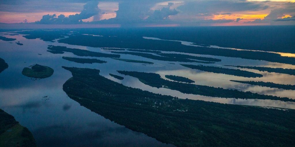 Congo River – 4,700 km