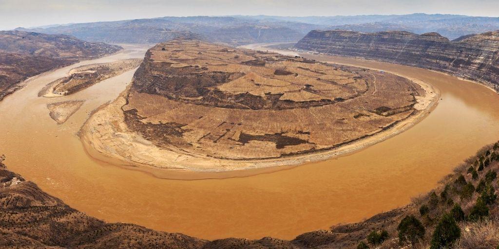Yellow River – 5,464 km - BiographyFlash.com